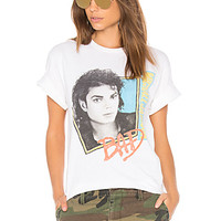 Junk Food Michael Jackson Sold Out Tee in Aire | REVOLVE