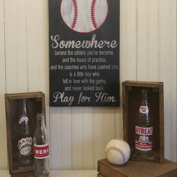 Baseball Art - Baseball Gifts - Baseball Decor - Baseball Room Decor - Baseball Player Gift - Baseball Room - Baseball Wall Decor - Baseball