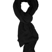 FOREVER 21 Classic Knit Scarf