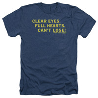 FRIDAY NIGHT LIGHTS/CLEAR EYES - ADULT HEATHER - NAVY - SM - NAVY -