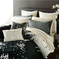 Donna Karan New York 'Midnight' Cotton Coverlet (Online Only)
