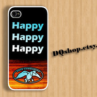 Duck Dynasty Happy Happy Happy Phil - iPhone 4 Case iPhone 4s Case iPhone 5 Case Samsung Galaxy S3 case