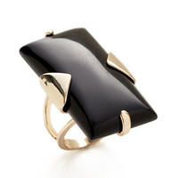 Tobin Rectangular Ring by Kendra Scott Jewelry at Gilt