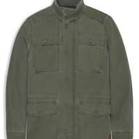 Wool Melton Duffle Coat | Outerwear | Ben Sherman