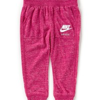 Nike Little Girls 2T-6X Gym Vintage Pull-On Pants | Dillards