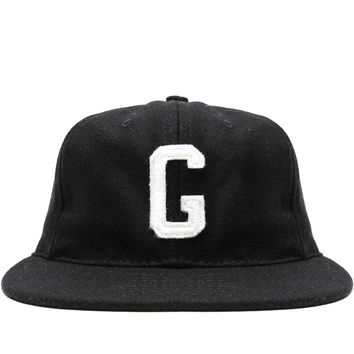 Ebbets Field Flannels - Homestead Grays 1945 Ballcap (Black)