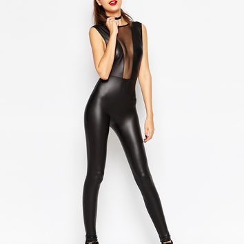 ASOS TALL Sexy Halloween Catsuit