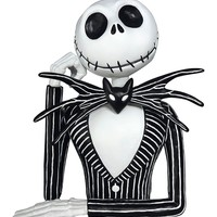 Licensed Disney The Nightmare Before Christmas Jack Bust Coin/Money Bank