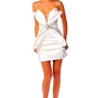 PRIMA C1325 Homecoming Cocktail Dress