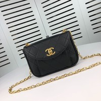 New Designer CHANE Double C Women Leather silver and gold on Chain cross body bag Chane vintage Chanl jumbo Handbag tote shoulder bags