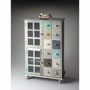 Butler Artifacts Accent Storage Armoire