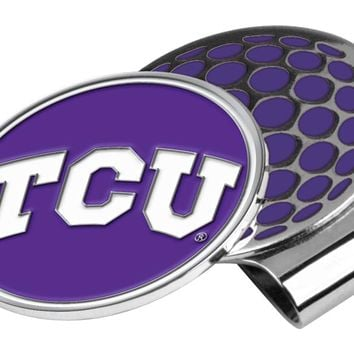 Texas Christian Horned Frogs Golf Clip