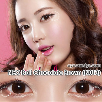 NEO Dali Sweet Chocolate Brown (Monthly)