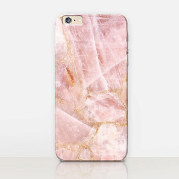 Pink Marble Phone Case For - iPhone 6 Case - iPhone 5 Case - iPhone 4 Case - Samsung S4 Case - iPhone 5C - Tough Case - Matte Case - Samsung