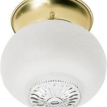 "Nuvo 77-122 - 6"" Close-To-Ceiling Flush Mount Ceiling Light"