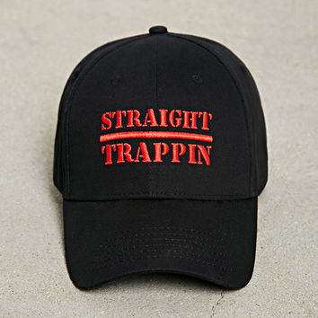 Men Straight Trappin Cap