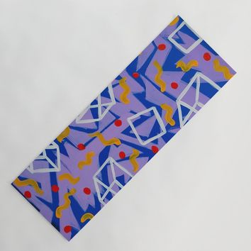 90's Feels Yoga Mat by duckyb