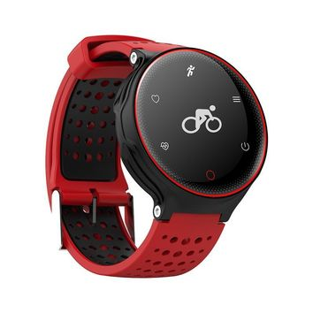 Colorful Swimming Bluetooth  sports smart watch wrist ban