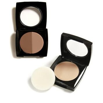 Tawny Beige/Soft Beige Duo Compact & Translucent Pressed Powder