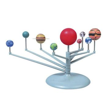Solar System Planetarium Painting Toys - Astronomy Science in Arts - STEM Handcraft Toys