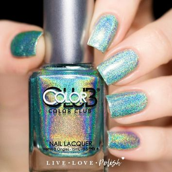 Color Club Angel Kiss Nail Polish (Halo Hues Collection)