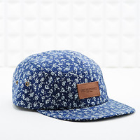 Obey Jubatus 5 Panel Cap in Navy - Urban Outfitters