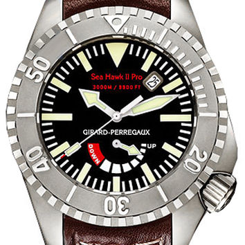 Girard Perregaux Sea Hawk Pro Mens Automatic Watch 49941-21-631-HDBA