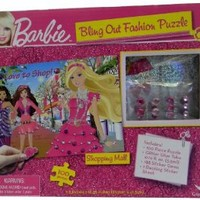 Barbie Sparkle and Shine Craft Puzzle