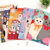 Kitty File Folder