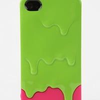 Melting iPhone 4/4s Case