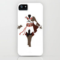 Assassin's Creed - Ezio Auditore da Firenze iPhone & iPod Case by Adrian Mentus