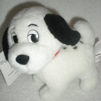 "Disney 101 Dalmatian Pup Lucky 7"" Toy"