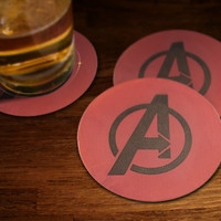 Avengers Drink Coaster