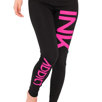 Women's INK Leggings - Mint