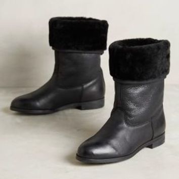 KMB Fur-Lined Boots