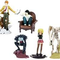 Death Note Character Dolls Set of 5