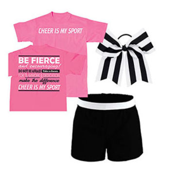 Cheer is My Sport Campwear Package