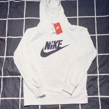 VXL8HQ NIKE Fashion casual cotton long sleeve and hooded hoodie coat sweater G-G-JGYF