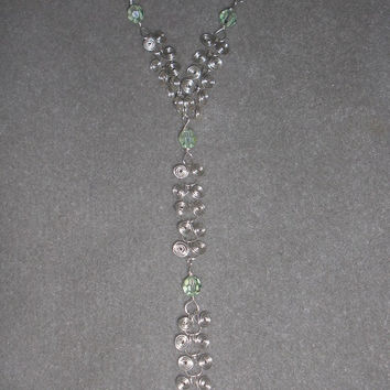 Anklet in Mint