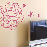 Surface Collective's Wall Tattoos / Wall Decals / Laptop Decals - Product - Flourish