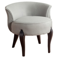 You should see this Mora Vanity Chair in Sea Mist on Daily Sales!