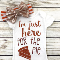 {Just Here For The Pie}