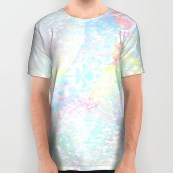 The Grey Area All Over Print Shirt by Ben Geiger