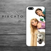 Disney Tangled - Iphone 5 Case - 3D Iphone Case - Hard Plastic Case