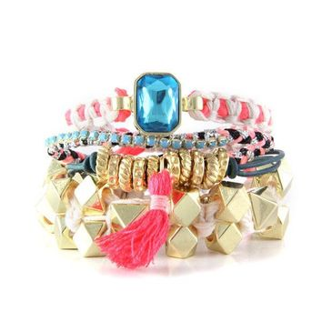 Neon Drama Queen Stack