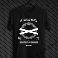 The Weeknd Official Issue Shirt OVOXO Logo Black And White Unisex t-Shirt Tee S,M,L,XL,XXL #1