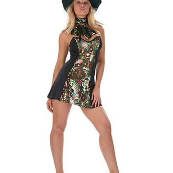 Madhatter Costume Set | Sexy Clothes Womens Sexy Dresses Sexy Clubwear Sexy Swimwear | Flirt Catalog