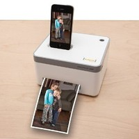 VuPoint Solutions IP-P10-VP Photo Cube iPhone/iPod Touch Dye Sublimation Color Printer: Electronics