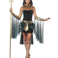 Egyptian Goddess Adult Womens Costume – Spirit Halloween