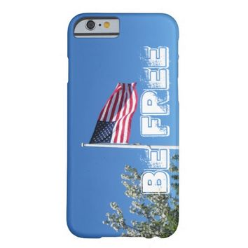 Patriotic iPhone Case Barely There iPhone 6 Case